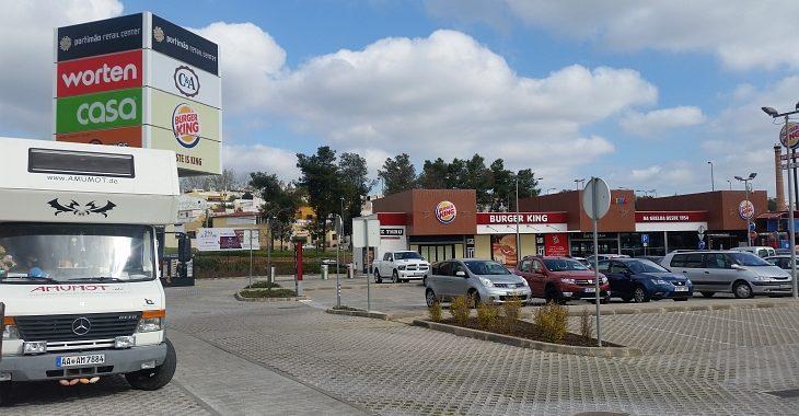 Burger King Portimão