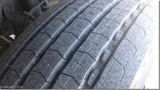 Neue Michelin Reifen