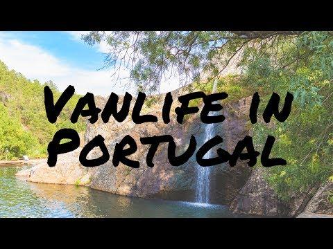 Vanlife in Portugal - ein Tag aus unserem Leben im Wohnmobil