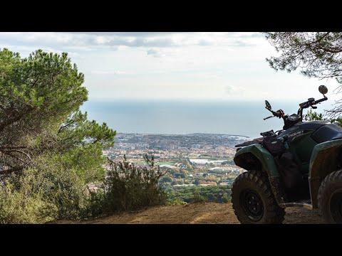 Ein Quad fährt um die Welt | Spanien