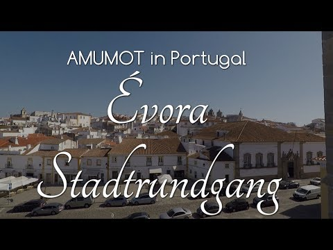 Évora Alentejo Portugal - Knochenkapelle