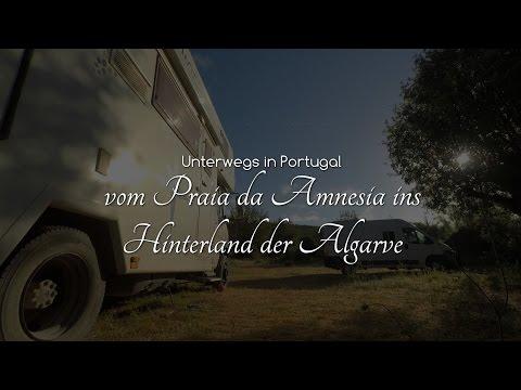 Mit dem Wohnmobil fahren - Im Hinterland der Algarve | AMUMOT Vlog
