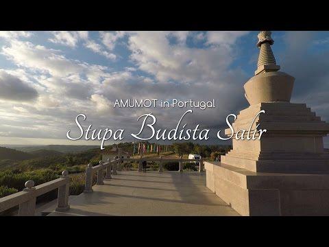 Stupa Budista Salir - Algarve in HD | AMUMOT