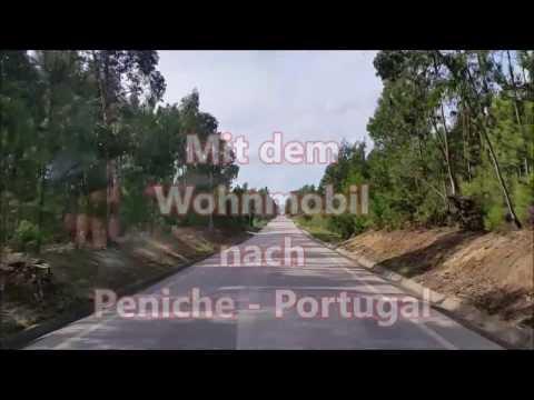 Mit dem Wohnmobil in Portugal - Halbinsel Peniche