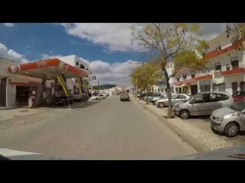 Mit dem Wohnmobil unterwegs an der Algarve | 4K