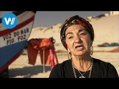 Rosa Amélia - Fischer, Freunde, Fado (360° - GEO Reportage)