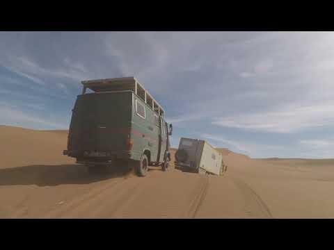Sandfahren 3.0 jetzt mit Anhänger