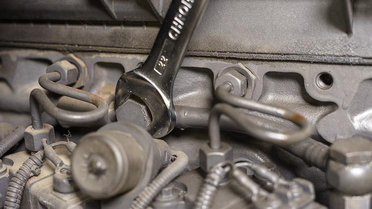 Dieselleitung
