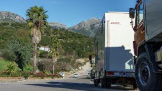 Dezember 1/4 | Mit dem Wohnmobil durch Andalusien