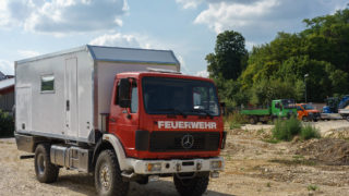Allrad-LKW Ausbautagebuch Teil 2 | Der Laster kommt