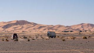 Abenteuer  Marokko 2 | Erg Chebbi