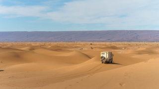 Abenteuer Marokko 4 | Sand zwischen den Zähnen