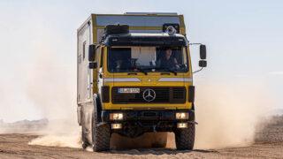 400 Tage & 12.000 Kilometer im Allrad-Laster – ein Fazit