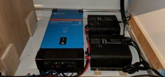 Batterie-Ladegeräte für Wohnmobil Batterien