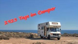 Überleben im Wohnmobil – 8 Jahre im Camper