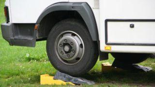 Auffahrkeil fürs Wohnmobil – So stehst du richtig