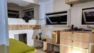 Allrad-LKW Ausbautagebuch Teil 3 | Innenausbau zum Camper