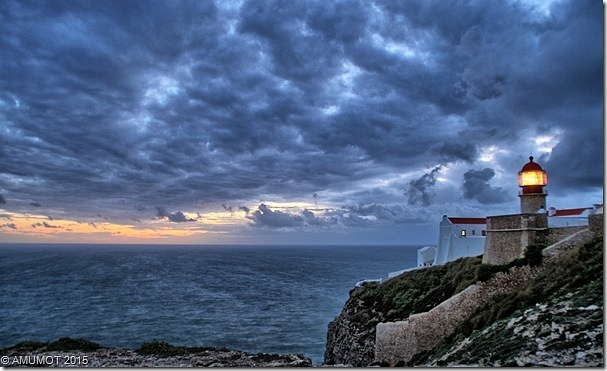 Sao Vicente nach Sonnenuntergang