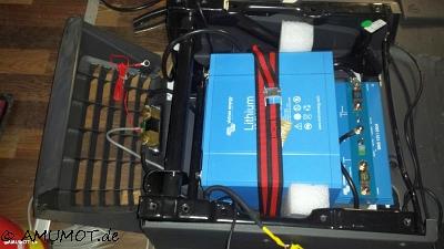 Lithium Einbaubeispiel Ducato X250