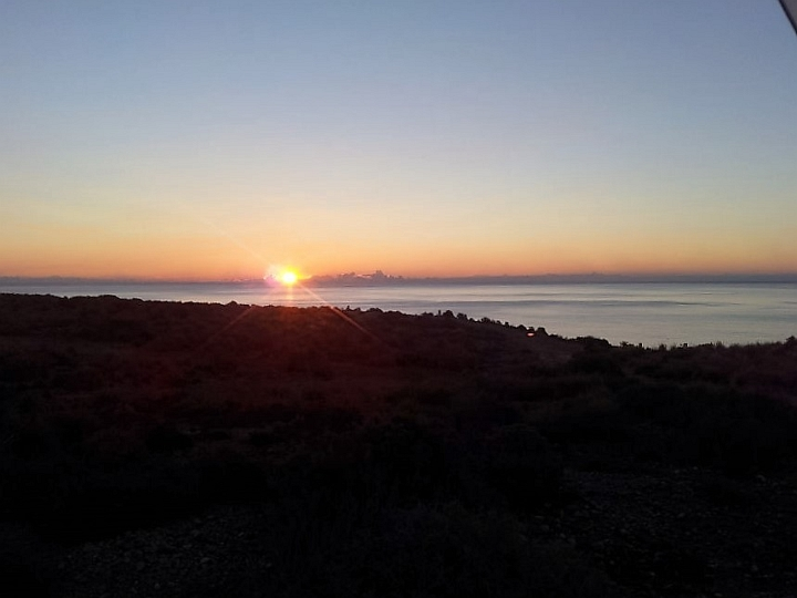 sonnenaufgang cabo cope