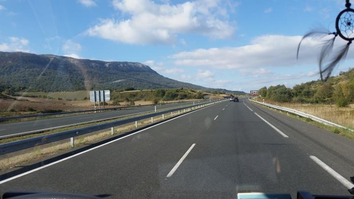 N1 in Spanien