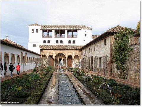 stadtbsichtigung granada alhambra