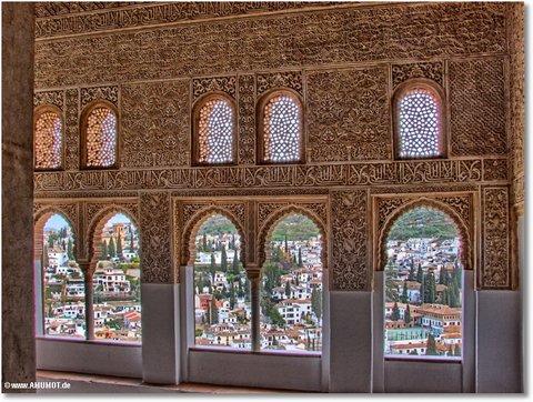 alhambra besichtigen