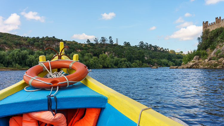 Boot zur Insel Amourol