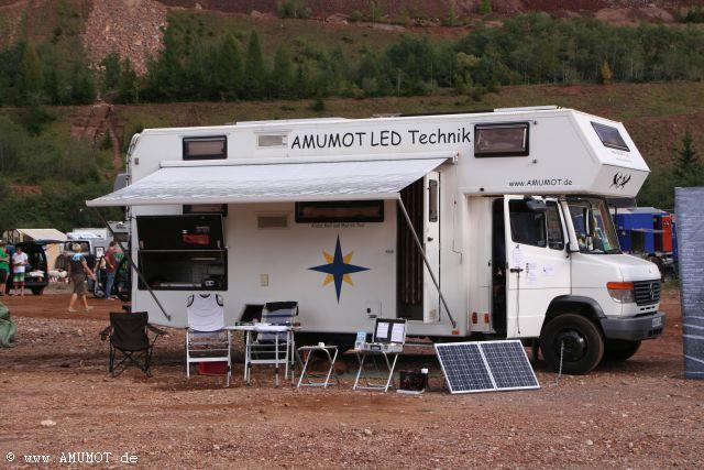 Erzberg camping