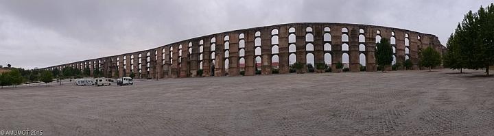 Amoreira-Aquädukt
