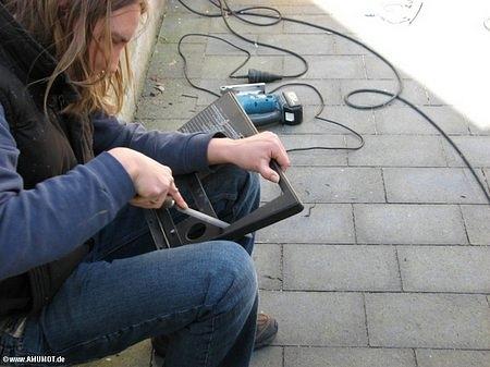 Rueckfahrkamera einbauen wohnmobil