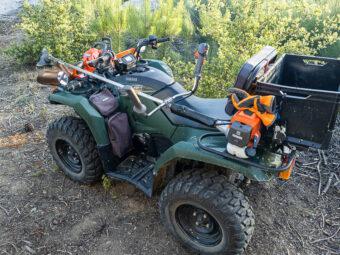 Nutzwert und Robustheit zeichnen die Yamaha ATV aus