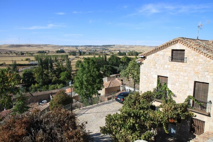 Sonne und blauer Himmel beim Überwintern in Spanien