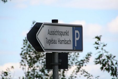 Parkplatz hambach