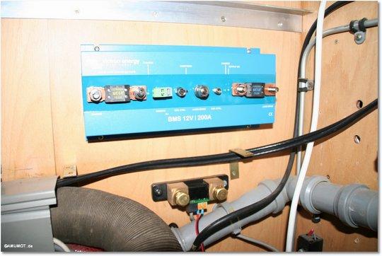 BMS und Batteriecomputer für Lipo batterie