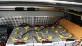 TÜV Eintragung zum Wohnmobil – Gasprüfung – Batterien platt