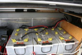 3 Wohnmobilbatterien sind tot