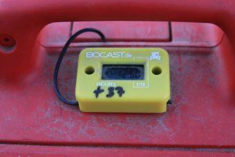Betriebsstundenzähler Stromerzeuger