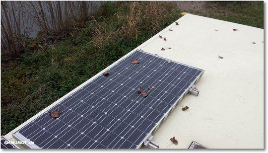 solarmodule reinigen