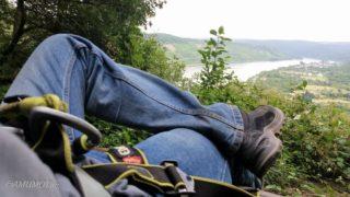 Klettersteig Boppard, mein Ausflugtipp fürs Mittelrheintal