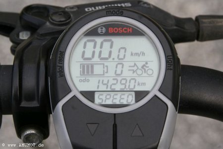 Bosch Bedienpaneel ebike