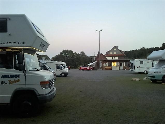 Stellplatz Braunlage
