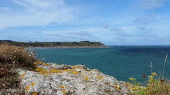 tolle bretonische küste