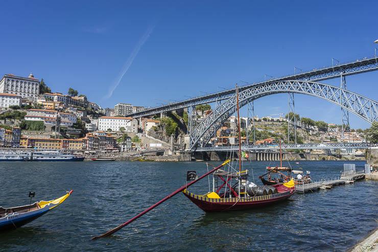 Brücke Dom Luís I