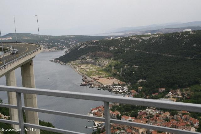 hohe Brücke rijeka