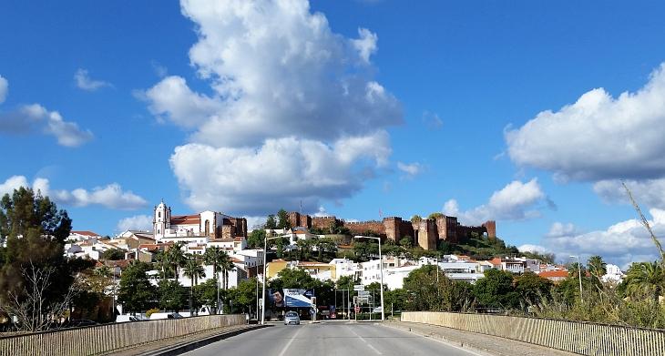 Castelo dos Mouros in silves