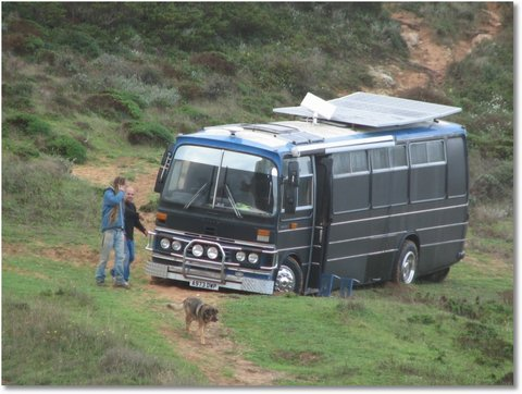 hippies in portugal