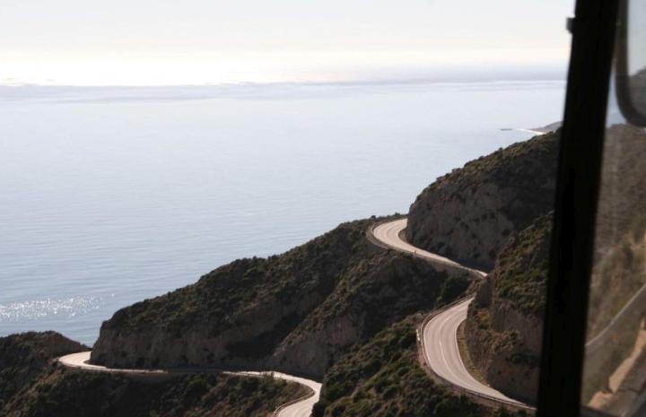 Traumstraßen durch den Naturpark Cabo de Gata