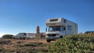 Ein bisschen kreuz und Quer an der Algarve