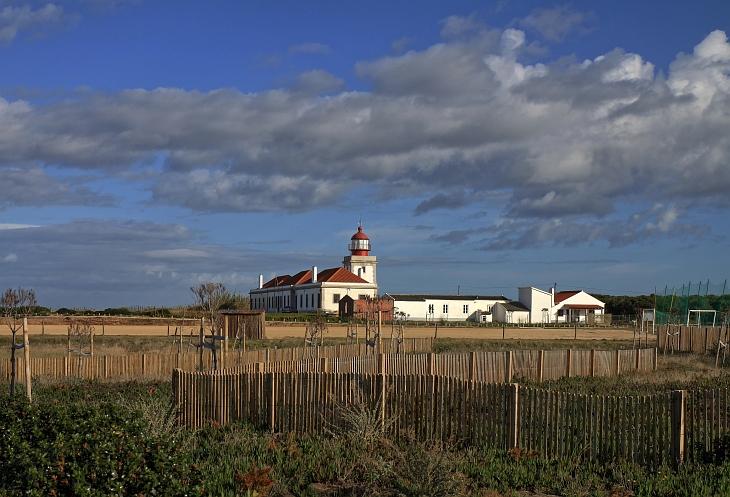 Leuchtturm Cabo Sardão
